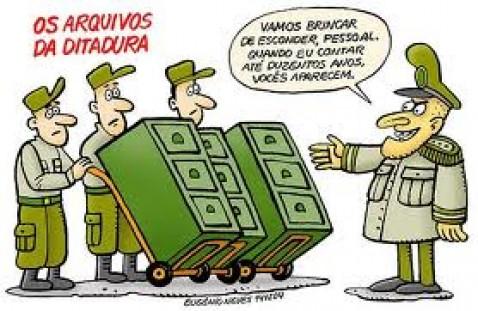 CRIMES DA DITADURA MILITAR |