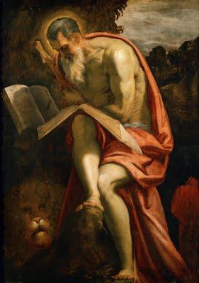 Tintoretto - São Jerônimo-4.5